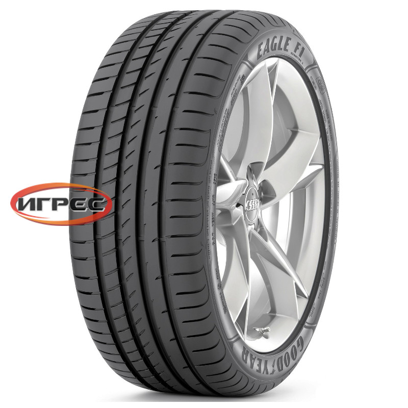 Купить шину Goodyear Eagle F1 Asymmetric 2