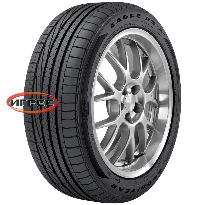 Купить шину Goodyear Eagle RS-A2