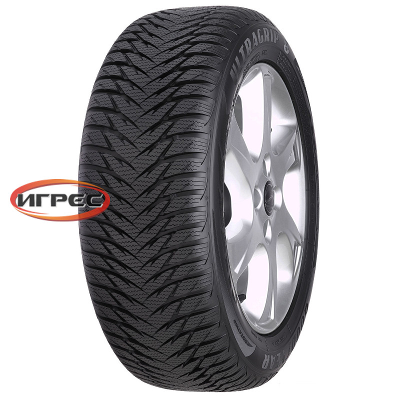 Купить шину Goodyear UltraGrip 8