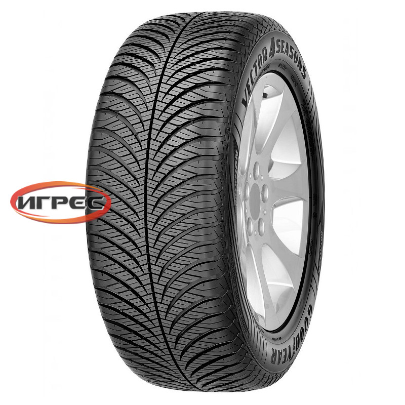 Купить шину Goodyear Vector 4Seasons Gen-2