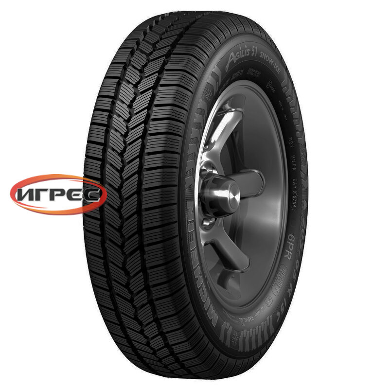 Купить шину Michelin Agilis 51 Snow-Ice