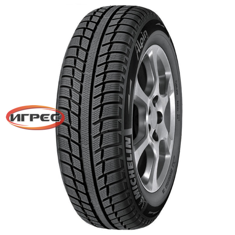 Купить шину Michelin Alpin A3