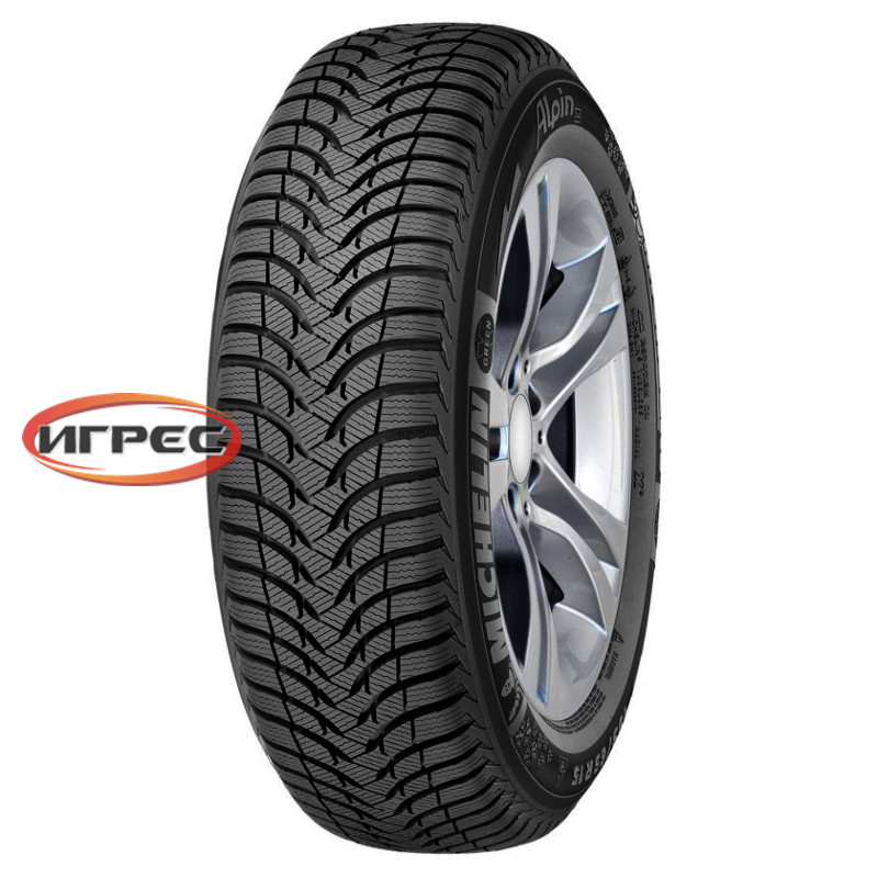 Купить шину Michelin Alpin A4