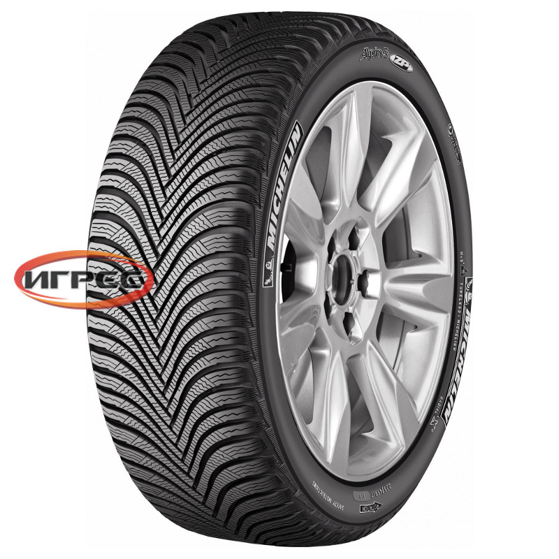Купить шину Michelin Alpin A5