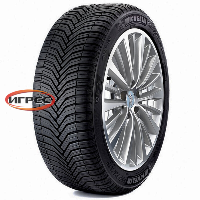 Купить шину Michelin CrossClimate SUV