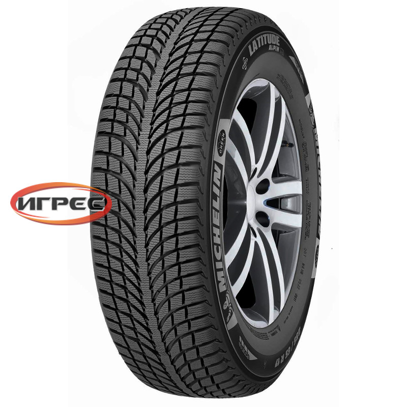 Купить шину Michelin Latitude Alpin LA2