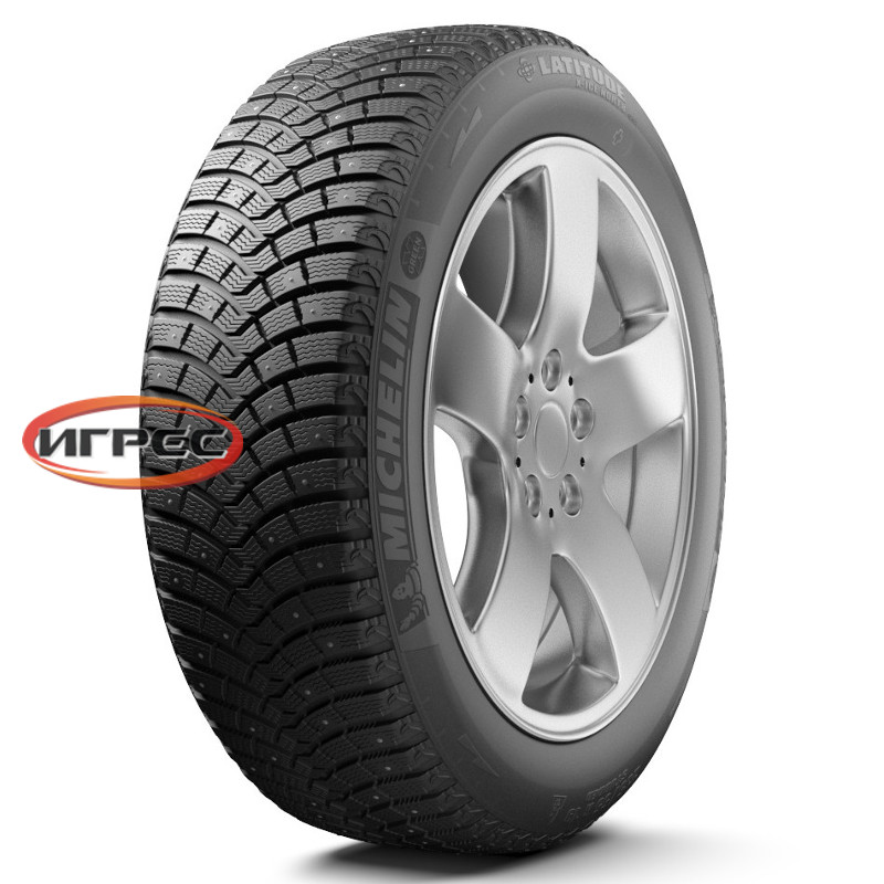 Купить шину Michelin Latitude X-Ice North LXIN2+