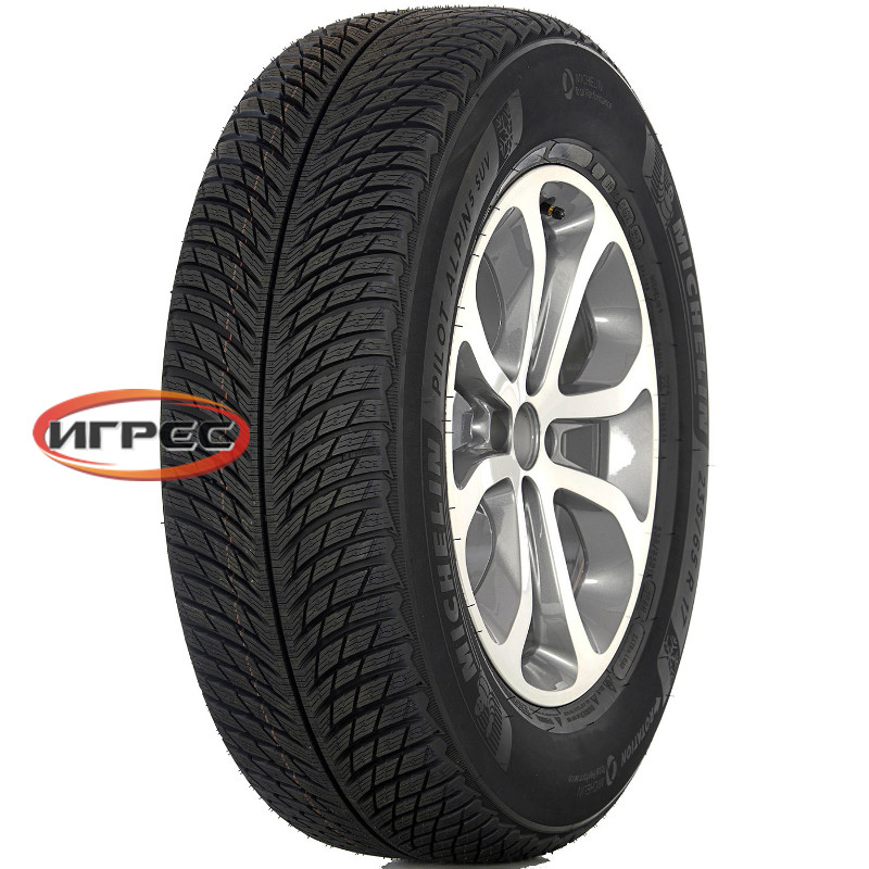 Купить шину Michelin Pilot Alpin 5 SUV