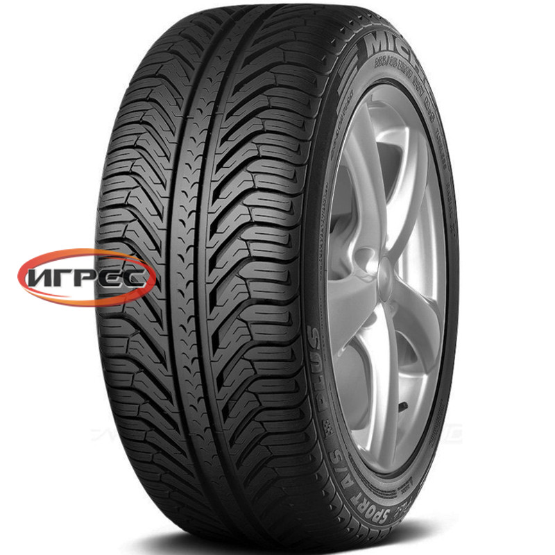 Купить шину Michelin Pilot Sport A/S Plus