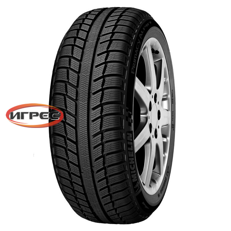 Купить шину Michelin Primacy Alpin PA3