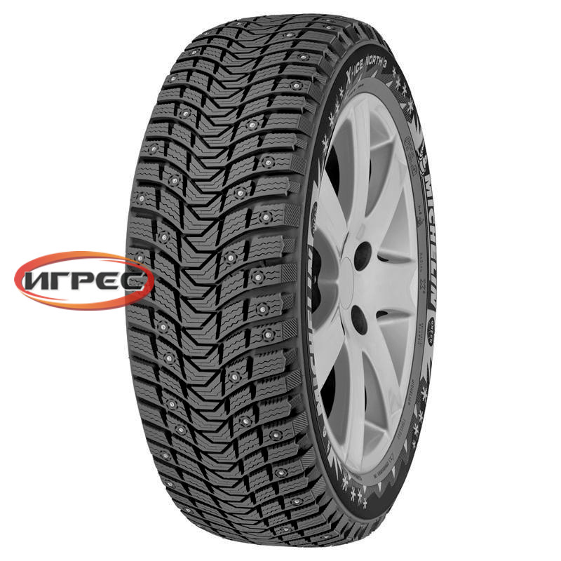 Купить шину Michelin X-Ice North XIN3