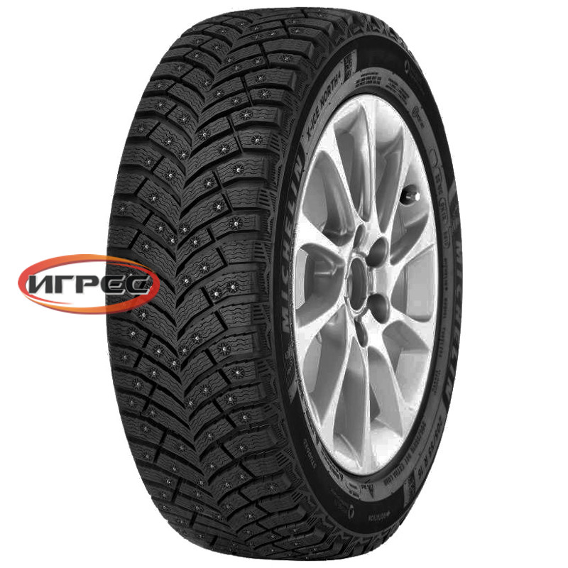 Купить шину Michelin X-Ice North XIN4