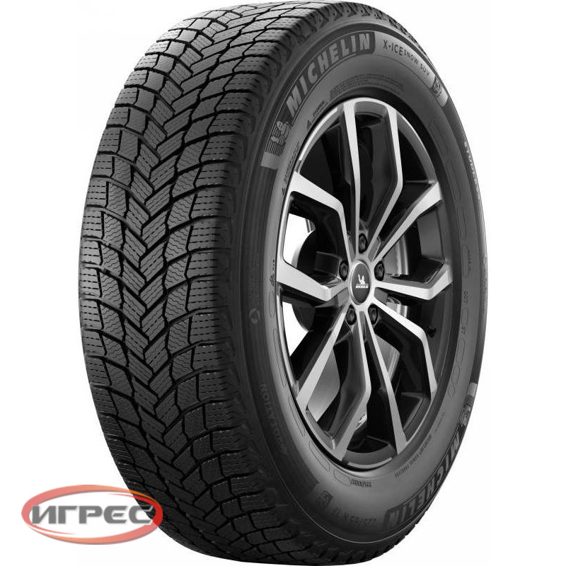 Купить шину Michelin X-Ice Snow SUV